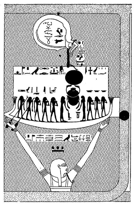 Cosmogonie Egyptienne La Creation Du Monde Pharaon Magazine